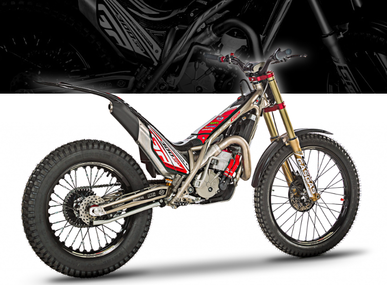 GAS GAS  TRIAL GP 2019 300CC / 280CC / 250CC / 125CC