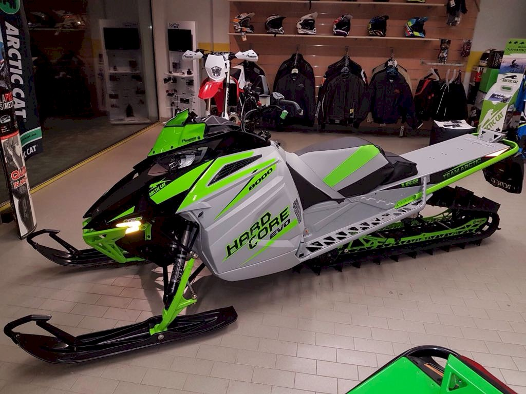 "arctic cat M8000 162"" hardcore evo 2018"