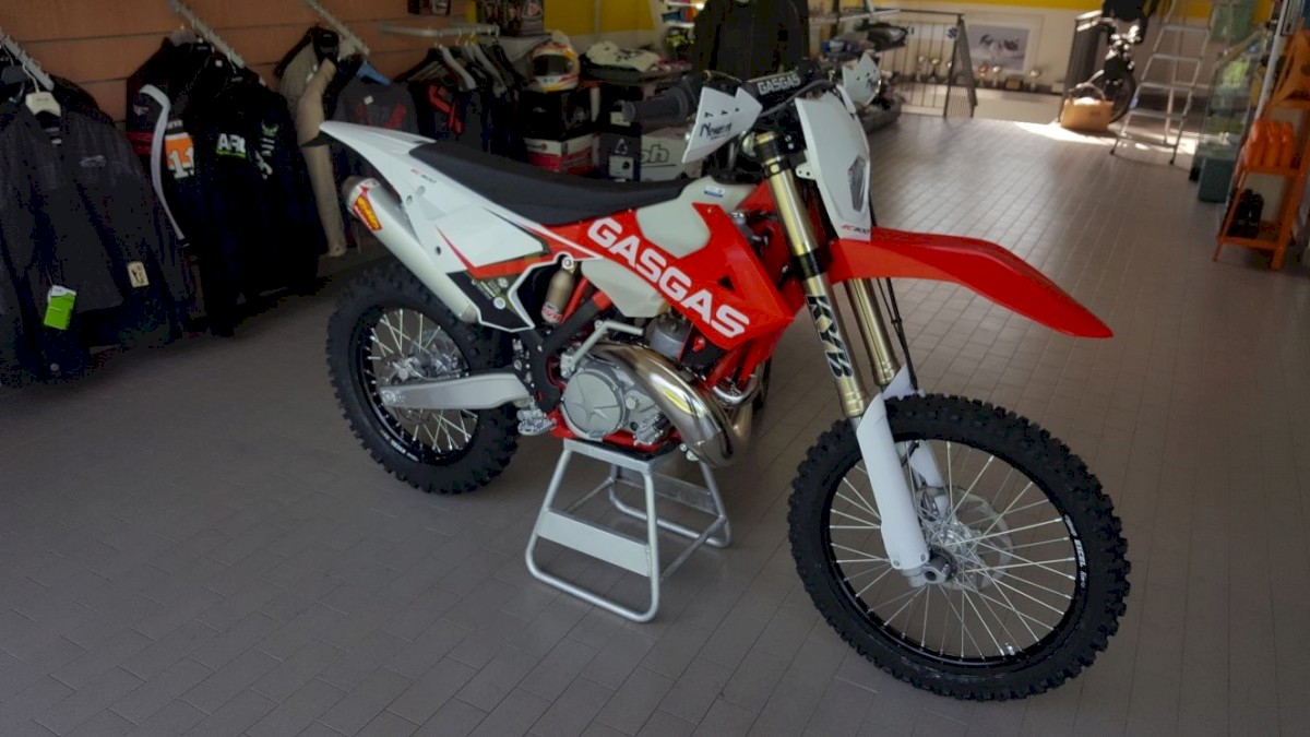 GAS GAS ENDURO EC 300 RACING 2T 2018