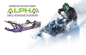 motoslitta arctic cat alpha one