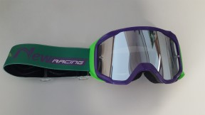 MASCHERE ETHEN PERSONALIZZATE  NEW RACING ALPHA ONE