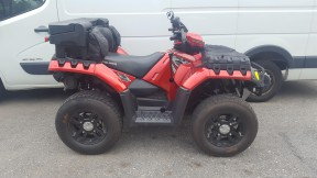 QUAD POLARIS SPORTSMAN 850 2010
