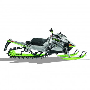 "MOTOSLITTA ARCTIC CAT M 8000 MOUNTAIN CAT ALPHA ONE 165"" 2020"