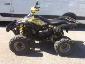 QUAD POLARIS SCRAMBLER 500 4X4 2004