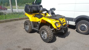 CAN AM 800 OUTLANDER XT